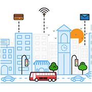 immagine dimostrativa del laboratorio Smart City