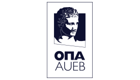logo athens university economics
