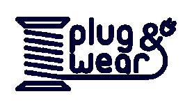 logo plug&wear