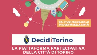 immagine dimostrativa del progetto Decidi Torino