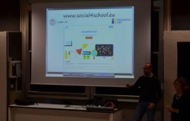 immagine dimostrativa del progetto social4school