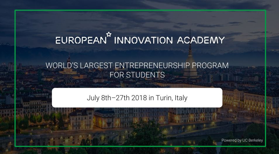 banner European Innovation Academy