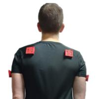 immagine dimostrativa del progetto della Maglietta per il controllo della postura